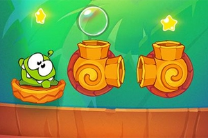 Cut the Rope: Experiment