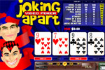 Joking Apart Video Poker