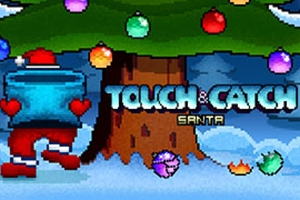Touch & Catch: Santa