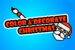 Color & Decorate Christmas
