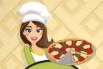 Cooking with Emma: Pizza Margherita Vegan