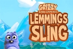 Grizzy & The Lemmings: Lemmings Sling