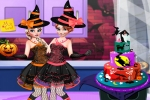 Halloween Party Cake