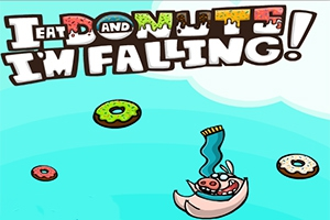I Eat Donuts and I'm Falling!