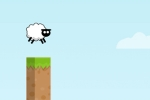 Jumpy Sheep