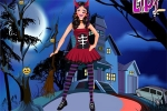 Lipy Halloween Doll: Party Fashion