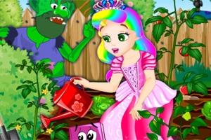 Princess Juliet: Garden Trouble
