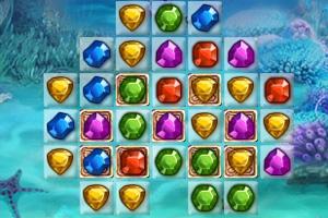 Sea Treasure Match Mobile