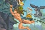 Tarzan: Hidden Objects
