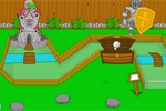 Toon Escape: Mini Golf
