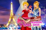 VIP Princesses: Paris Fashion Week