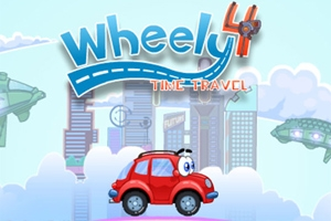 Wheely 4: Time Travel Mobile